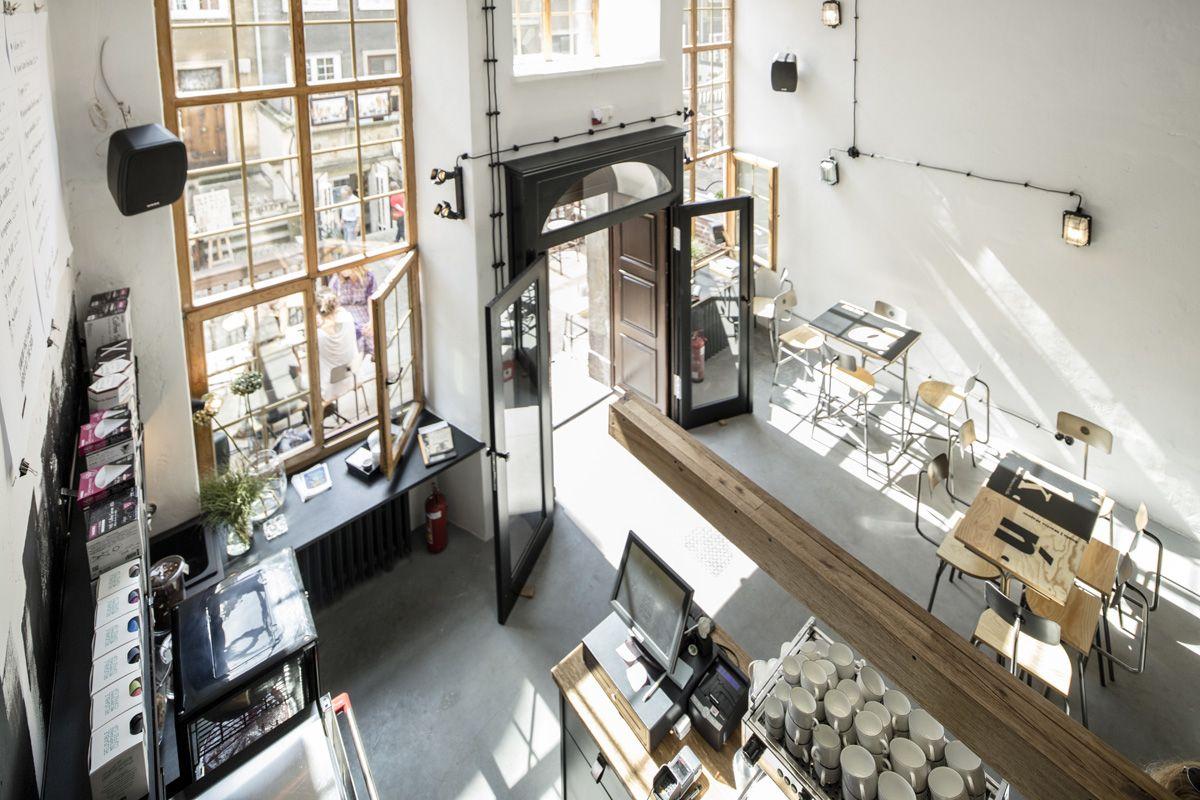 kawiarnia speciality drukarnia gdańsk